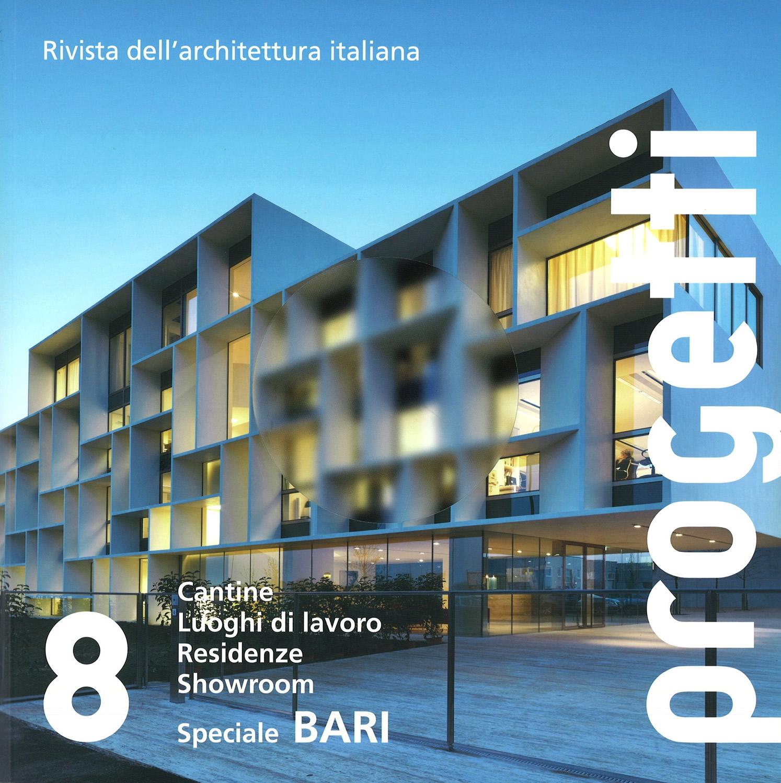 Rivista dell 39 architettura italiana dicono di noi hotel for Riviste di architettura italiane
